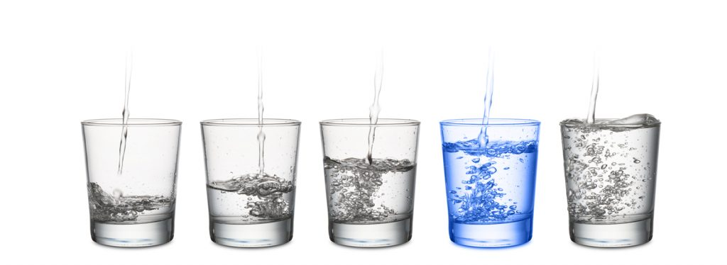 It's time to fill up on nature's best – pure, clean water.