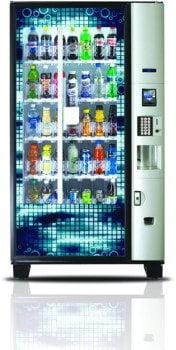 Northampton County vending machines