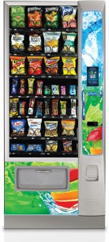 Vending machines throughout the Lancaster County