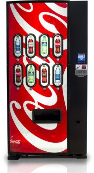 Vending machines throughout Greater Philadelphia Area