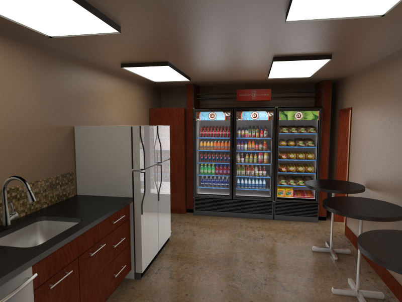 Attirant Company Kitchen Self Serve Micro Markets In Philadelphia