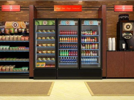Company Kitchen Self Serve Micro Markets In Philadelphia