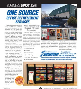 One Source Refreshment business spotlight