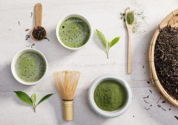 Green Tea in Philadelphia