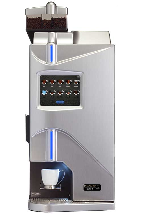 Philadelphia touchless coffee machines