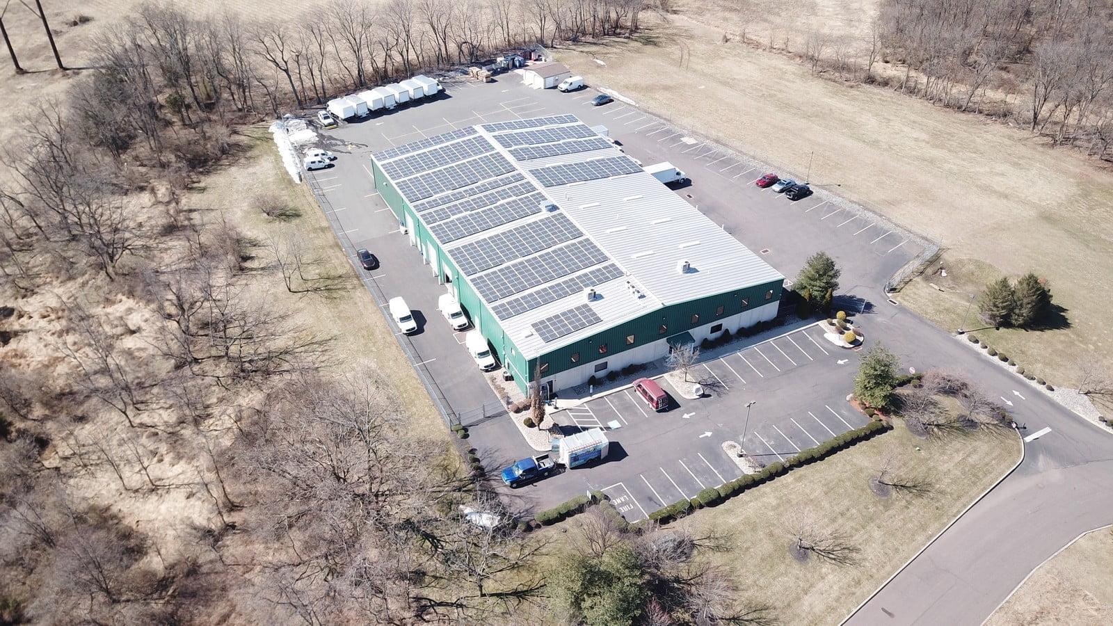 Solar Panels in Philadelphia | Earth Day | One Source Refreshment